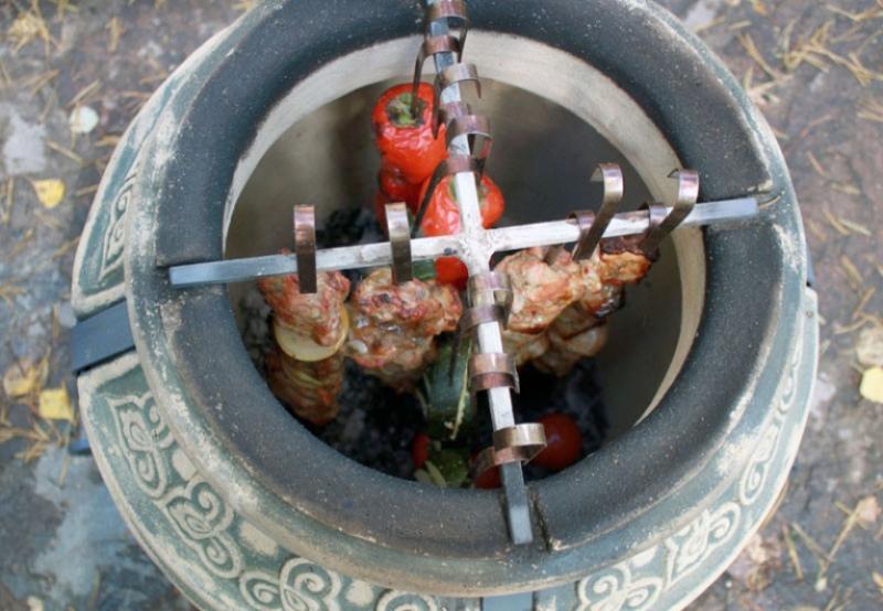 О тандыре как изготовить