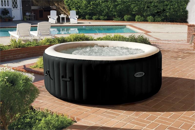 Уличный бассейн с подогревом