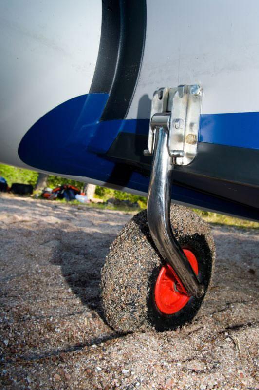 Транцевые колеса для лодок как сделать