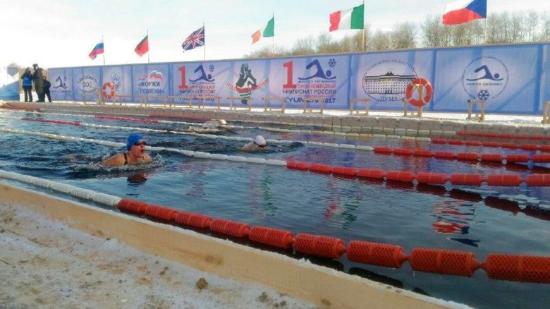соревнования в Тюмени