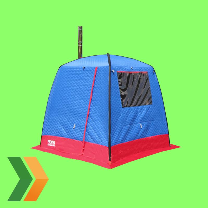 Мобильная баня-палатка МОРЖ