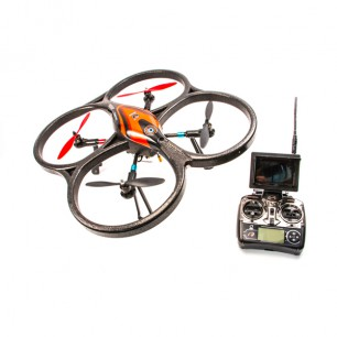 Квадрокоптер WLTOYS V393A Brushless FPV