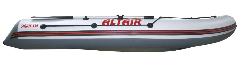 Лодка сириус 360