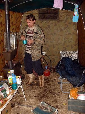 теплая палатка для зимней рыбалки