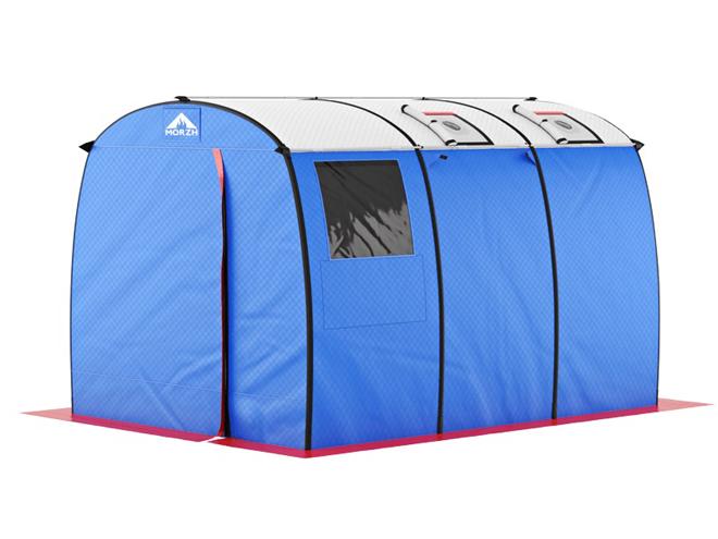 купить мобильную баню палатку недорого