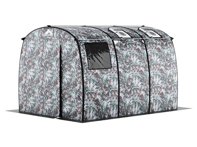 купить мобильную баню палатку