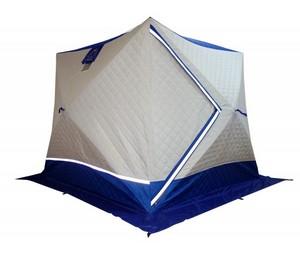 Палатка формы Куб