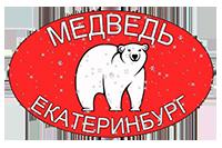 логотип Медведь