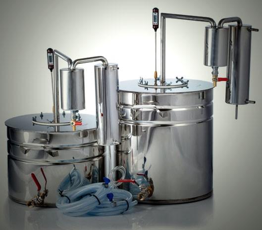 Комплектующие самогонному аппарату инструкция аппарат самогонный с сухопарником и холодильникам