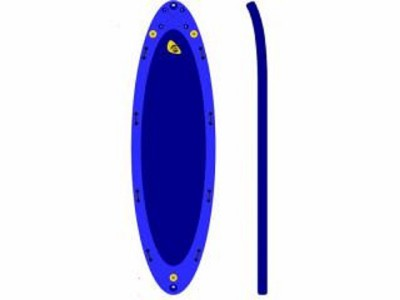 SUP доска Time Trial BIG SUP BOARD T5