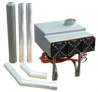 Комплектация теплообменника Подогреватель сетевой воды ПСВ 550-0,29-2,45 Электросталь