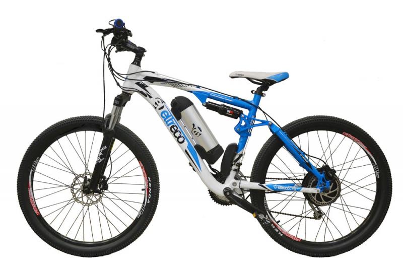 Электровелосипед Eltreco Totem Vitality 700