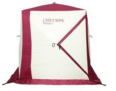 Зимняя палатка Снегирь 3Т — купить в Екатеринбурге в интернет-магазине Новое Решение